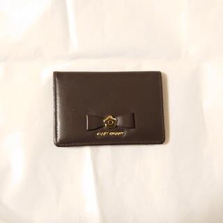 マリークワント(MARY QUANT)のMARY QUANT カードケース(名刺入れ/定期入れ)