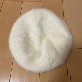 セシルマクビー(CECIL McBEE)のセシルマクビー ベレー帽 (ハンチング/ベレー帽)