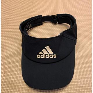 アディダス(adidas)の値下げ⭐️アディダス サンバイザー(サンバイザー)