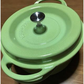 バーミキュラ(Vermicular)のバーミキュラ 22cm 美品(鍋/フライパン)