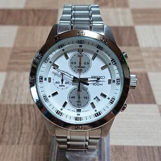 セイコー(SEIKO)の超美品【SEIKO/セイコー】CHRONOGRAPH メンズ 腕時計 4T57(腕時計(アナログ))