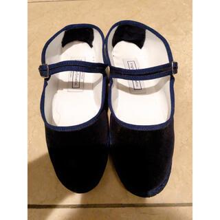 ビームスボーイ(BEAMS BOY)のbshop 靴 カンフーシューズ(バレエシューズ)