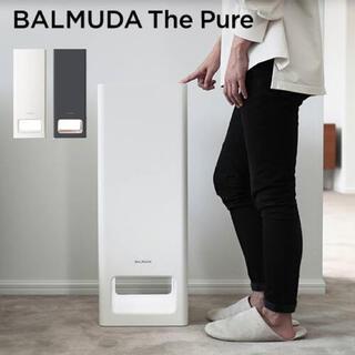 バルミューダ(BALMUDA)のバルミューダ 空気清浄機 BALMUDA The Pure A01A-WH(空気清浄器)