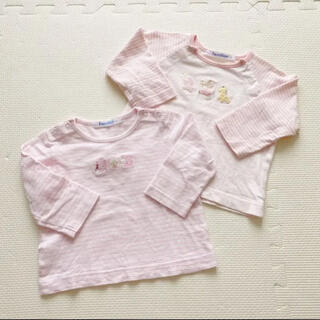 ファミリア(familiar)のファミリアトップス 70(Tシャツ)