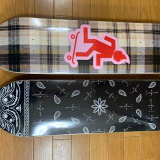 ナイキ(NIKE)の2枚セット TRAVIS SCOTT スケートデッキ(その他)