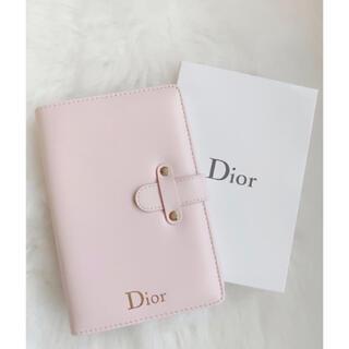 ディオール(Dior)のディオール ノベルティ手帳型ノート(その他)