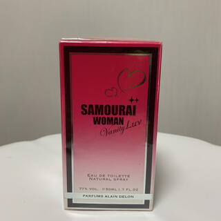 サムライ(SAMOURAI)のサムライウーマン ヴァニティーラヴ オードトワレ 新品未開封(香水(女性用))