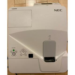 エヌイーシー(NEC)のNEC 超単焦点プロジェクター UM330WIJL(プロジェクター)