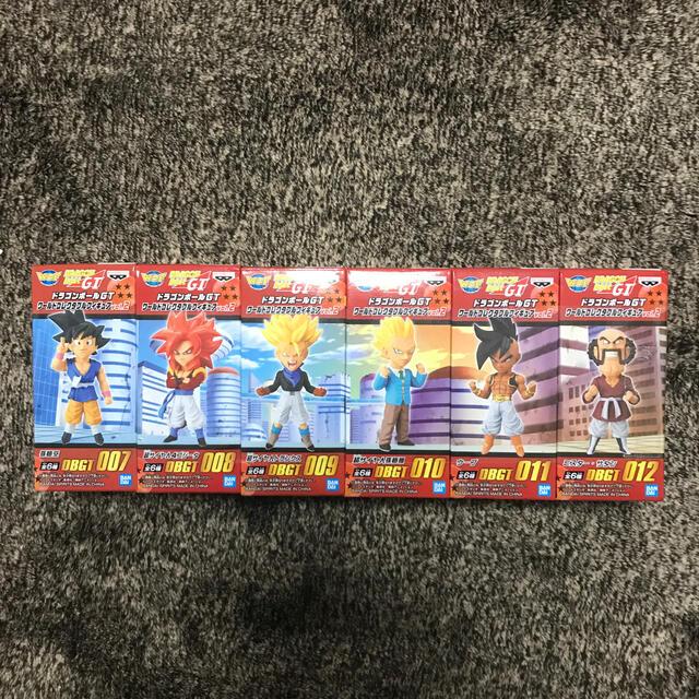 ドラゴンボール(ドラゴンボール)のドラゴンボールGT ワールドコレクタブルフィギュア エンタメ/ホビーのフィギュア(アニメ/ゲーム)の商品写真