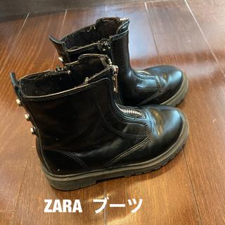 ザラ(ZARA)のZARA kids  ブーツ 子供靴 (ブーツ)