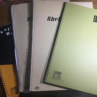 マルマン(Maruman)の[値下げ]スケッチブック 4冊セット(スケッチブック/用紙)