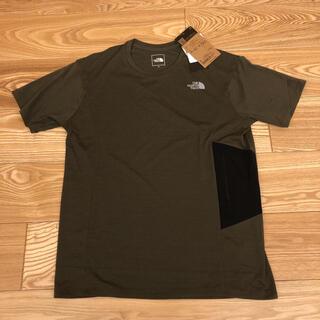 ザノースフェイス(THE NORTH FACE)の【THE NORTH FACE】Tシャツ メンズMサイズ(ウェア)