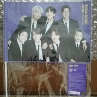 ボウダンショウネンダン(防弾少年団(BTS))のBTS BANG BANG CON IMAGE FLAG バンバンコン(その他)