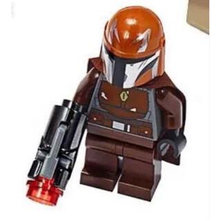 レゴ(Lego)のLEGOスターウォーズ75267よりマンダロリアン オレンジ(知育玩具)