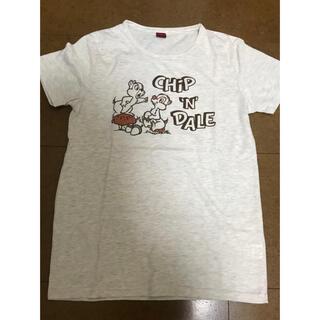 チップアンドデール(チップ&デール)のTシャツ チップとデール ディズニー(Tシャツ(半袖/袖なし))