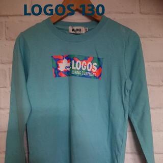ロゴス(LOGOS)のLOGOS 長袖 Tシャツ 130(Tシャツ/カットソー)