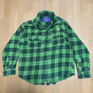 ナインルーラーズ(NINE RULAZ)のNINE RULAZ NRL ナインルーラーズ チェックシャツ(シャツ)