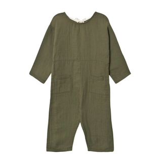 キャラメルベビー&チャイルド(Caramel baby&child )の【新品・未使用】liilu  ジャンプスーツ(パンツ/スパッツ)