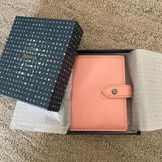 ファイロファックス(Filofax)の美品 マルデン ミニ6 ローズピンク システム手帳(手帳)
