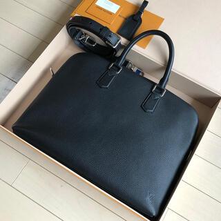 ルイヴィトン(LOUIS VUITTON)のLouis Vuitton Viktor トリヨンレザー ブリーフケース(ビジネスバッグ)