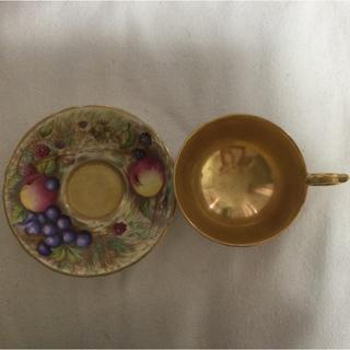 エインズレイ(Aynsley China)の💝エインズレイ💝カップ&ソーサー 金彩 ゴールド(グラス/カップ)