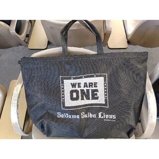 サイタマセイブライオンズ(埼玉西武ライオンズ)の埼玉西武ライオンズ 福袋 2021 デザインオリジナル外装袋 トートバッグ (応援グッズ)