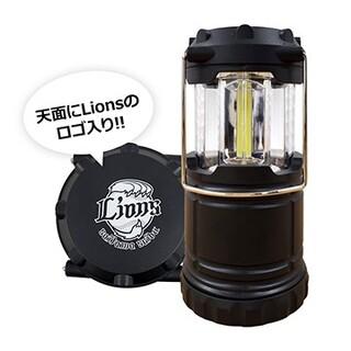 サイタマセイブライオンズ(埼玉西武ライオンズ)の埼玉西武ライオンズ 福袋 2021 オリジナルLEDランタン ライト アウトドア(ライト/ランタン)