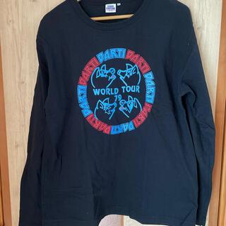 ステュディオダルチザン(STUDIO D'ARTISAN)のSTUDIO D'ARTISAN 黒ロンT XL(Tシャツ/カットソー(七分/長袖))