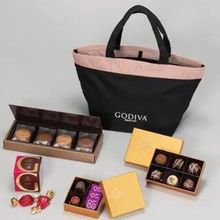 2021 ニューイヤー ハッピーバッグ 福袋  GODIVA(菓子/デザート)