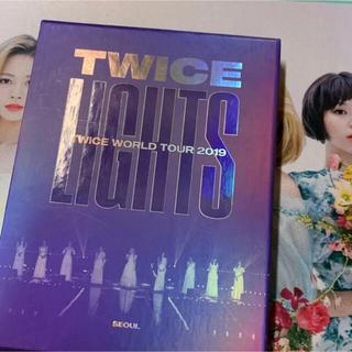 ウェストトゥワイス(Waste(twice))のTWICELIGHTS 2019 ライブ DVD(K-POP/アジア)