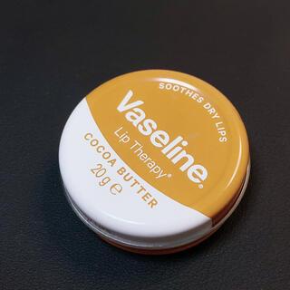 ユニリーバ(Unilever)のヴァセリン ココアバター(リップケア/リップクリーム)