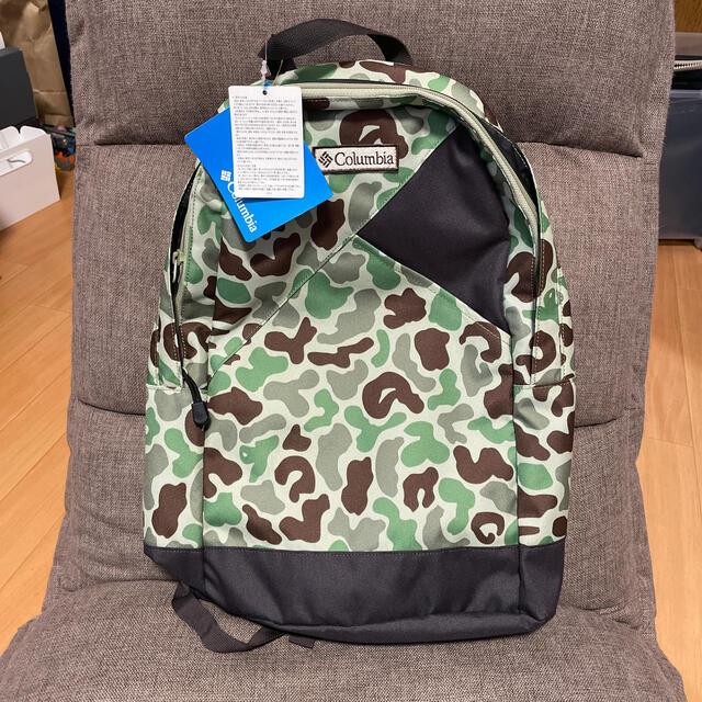 Columbia(コロンビア)のコロンビア リュック 新品 タグ付き メンズのバッグ(バッグパック/リュック)の商品写真