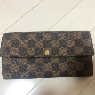 ルイヴィトン(LOUIS VUITTON)のLouis Vuitton 長財布 ダニエ(財布)