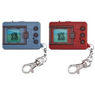 バンダイ(BANDAI)のデジタルモンスター Ver.REVIVAL オリジナルブラウン オリジナルグレー(携帯用ゲーム機本体)