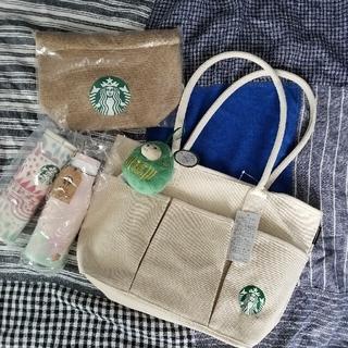 Starbucks Coffee - スターバックス福袋 2021 Starbucks 5点セット【即日発送】