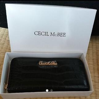 セシルマクビー(CECIL McBEE)のCECIL Mc BEE 長財布(財布)