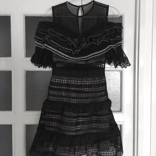 セルフポートレート ドレス