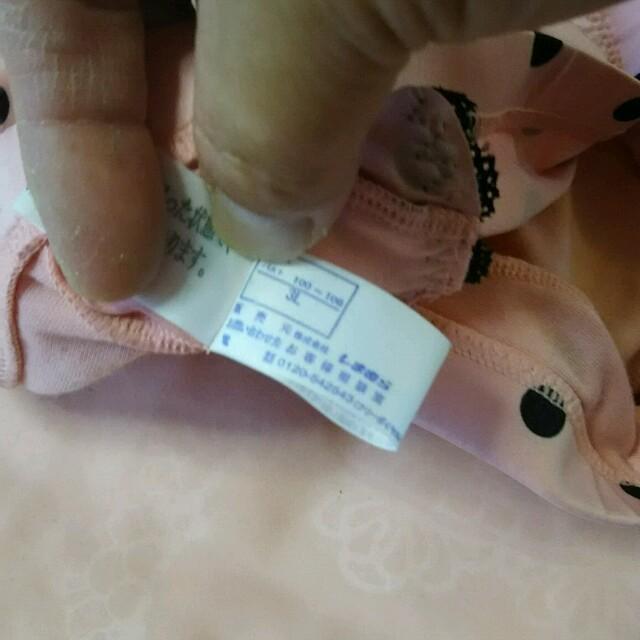 しまむら(シマムラ)の大きいサイズ3L☆ノンワイヤーブラ レディースの下着/アンダーウェア(ブラ)の商品写真