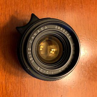ライカ(LEICA)のLeica summicron 35mm f2 ライカ ズミクロン35mm f2(フィルムカメラ)