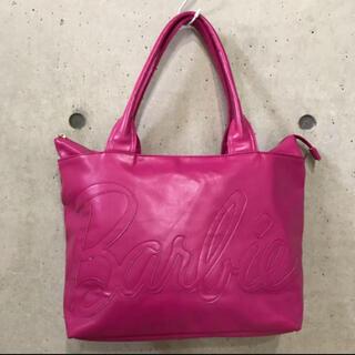 バービー(Barbie)の★バービー★ピンク バッグ 数回使用 少々使用感ダメージ等有(トートバッグ)