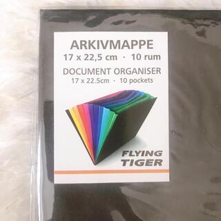 フライングタイガーコペンハーゲン(Flying Tiger Copenhagen)のFLYING TIGER 書類ファイル(ノート/メモ帳/ふせん)