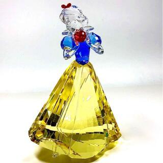 スワロフスキー(SWAROVSKI)の2019年限定品 SWAROVSKI スワロフスキー 白雪姫ディズニープリンセス(ガラス)