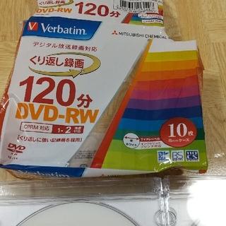 ミツビシ(三菱)のリッキー様 専用 DVD-RW 10枚(その他)