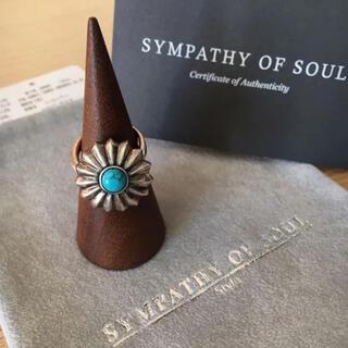 スピックアンドスパン(Spick and Span)のスピックアンドスパン ターコイズシルバーリング(リング(指輪))