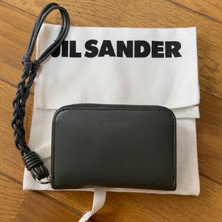 ジルサンダー(Jil Sander)のジルサンダー jilsander コインケース 小銭入れ モスグリーン 限定色(コインケース)