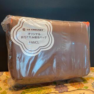 ルクルーゼ(LE CREUSET)のル・クルーゼ 保温保冷バッグ エコバッグ(エコバッグ)