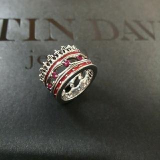 ジャスティンデイビス(Justin Davis)の               Justin Davis  Ring#5   🍓(リング(指輪))