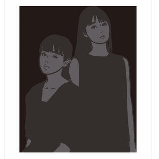 kyne  キネ 版画 シルクスクリーン Untitled:F(版画)