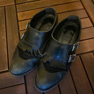 ヨウジヤマモト(Yohji Yamamoto)のヨウジヤマモト  y's タッセルシューズ(ローファー/革靴)