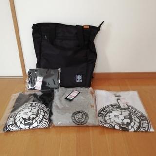 シマムラ(しまむら)の新日本プロレス福袋2021Lサイズ(格闘技/プロレス)